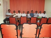 Co-ordination Meeting at Adoor Tourist Home, Adoor.